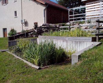 Jardin d'Assainissement Aquatiris 39