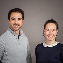 Thierry PIETTRE et Camille CHAIX Aquatiris