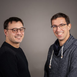 Yanis LEROCHEREUIL et Sébastien BEAUDEUX Aquatiris
