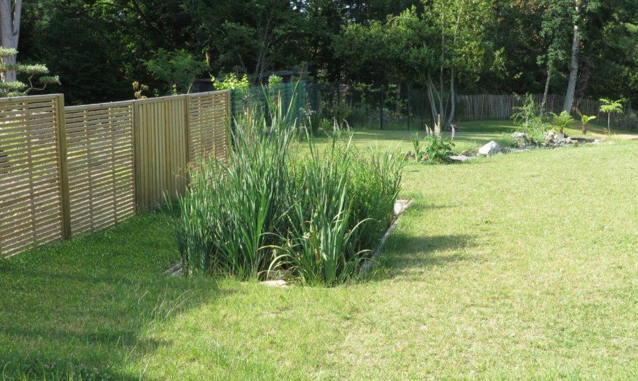 Jardin d'Assainissement Aquatiris - Gamme Iris 12