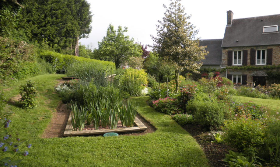 Jardin d'Assainissement Aquatiris - Gamme Iris 9