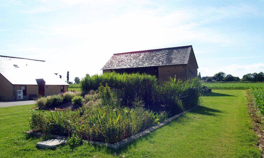 Jardin d'Assainissement Aquatiris - Gamme Iris 8