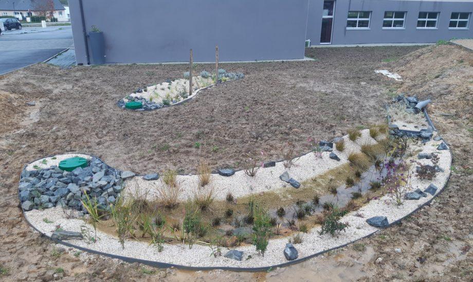 Jardin de Pluie Aquatiris ZAC 2