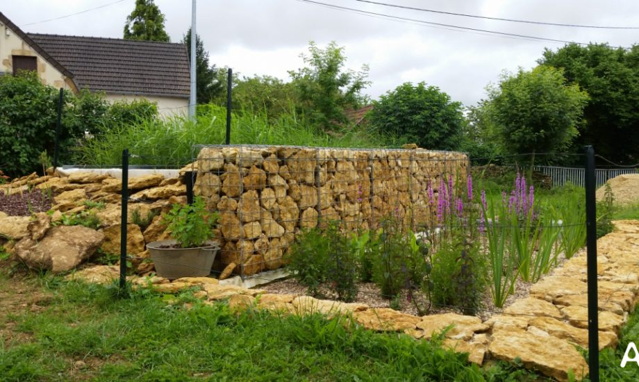 Jardin d'Assainissement Aquatiris - Gamme Iris 2