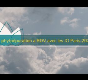 Phytoépuration JO Paris 2024