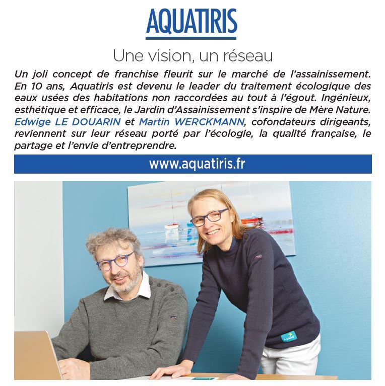 Aquatiris magazine Capital