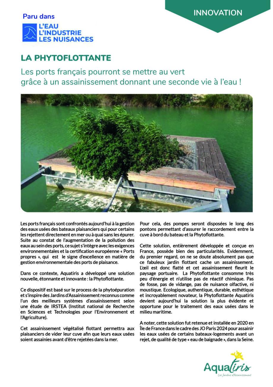 Magazine EIN Aquatiris