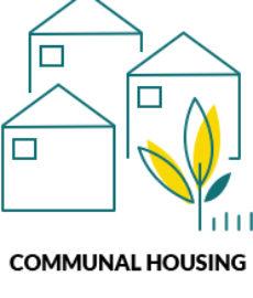 Communal housing