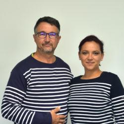 Maité et Lionel Aquatiris